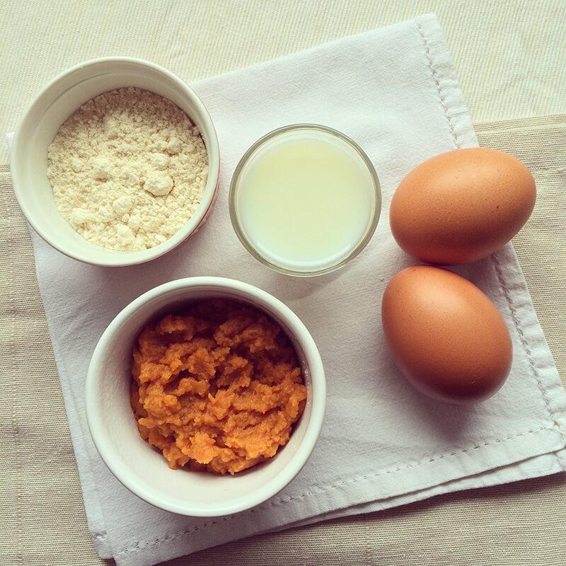 Crème de céréales à la mandarine