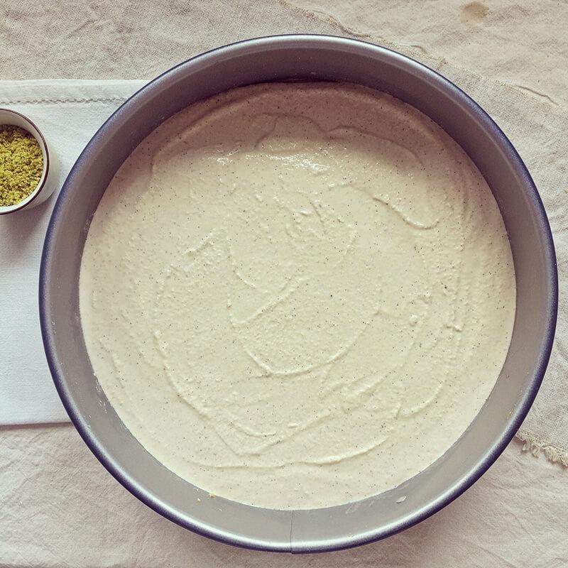 Petits gâteaux aux myrtilles