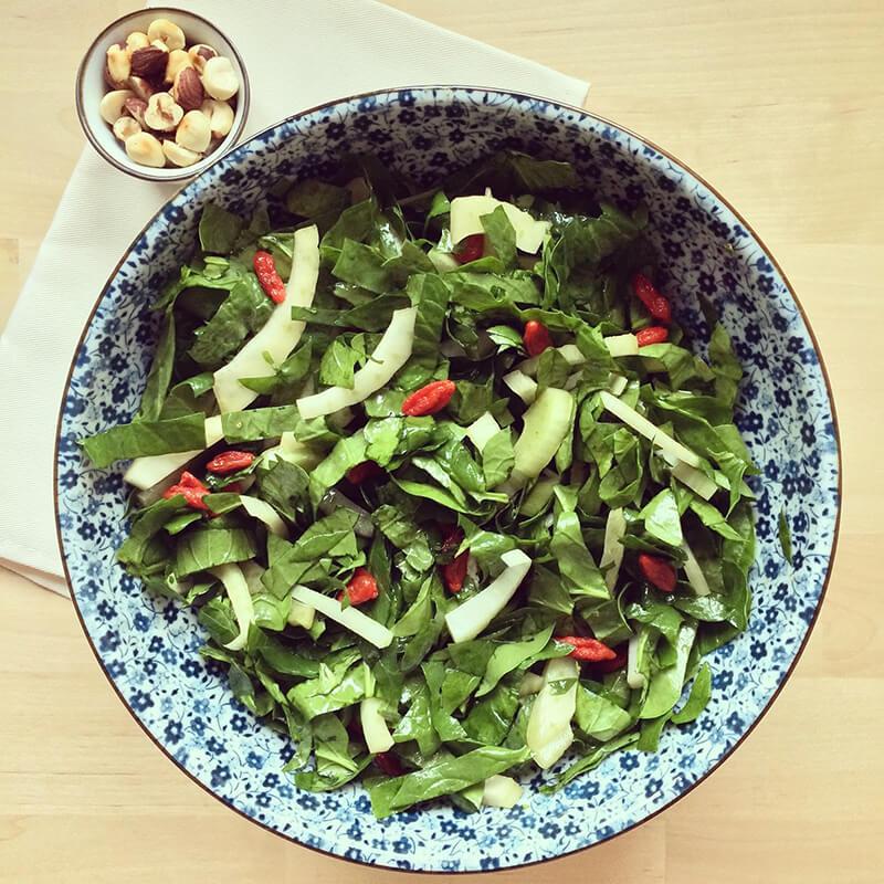 Riz de chou-fleur sauté aux légumes