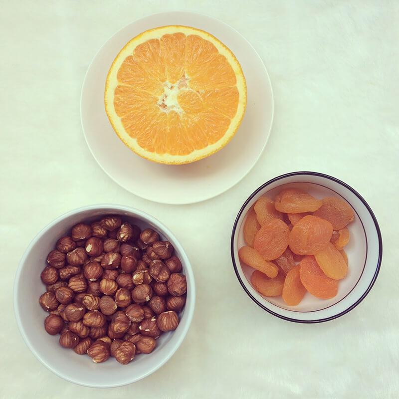 Parfait aux mûres & citron