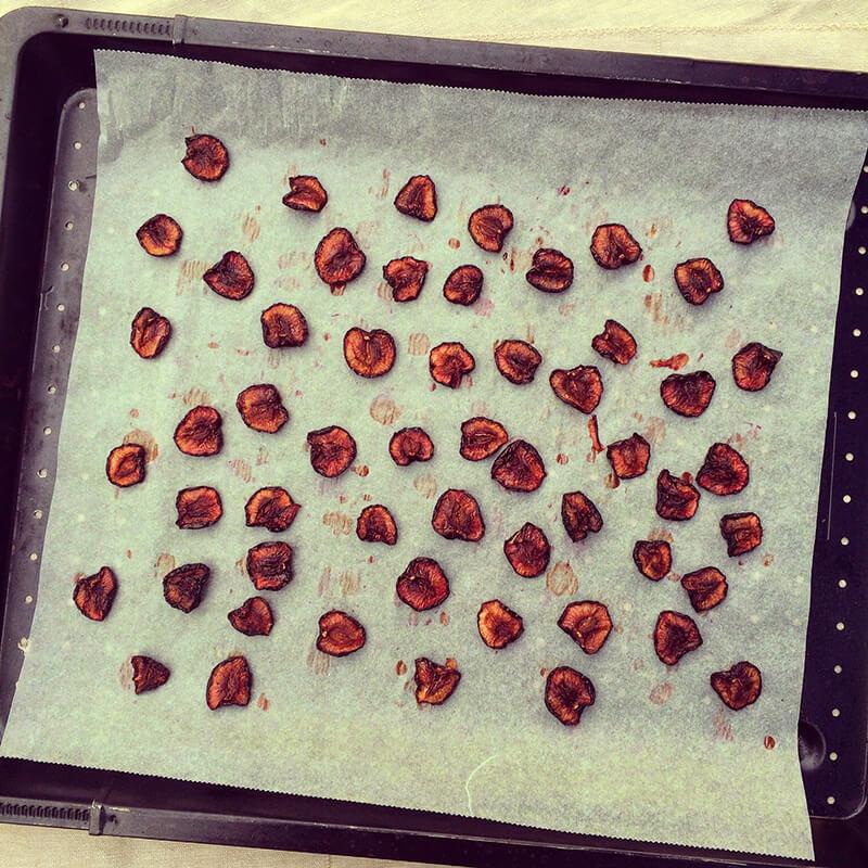 Cake au chocolat à la choucroute