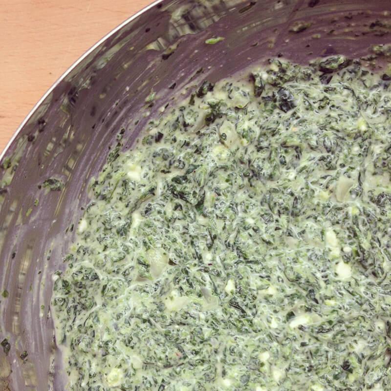 Salade de quinoa avec myrtilles, feta & menthe