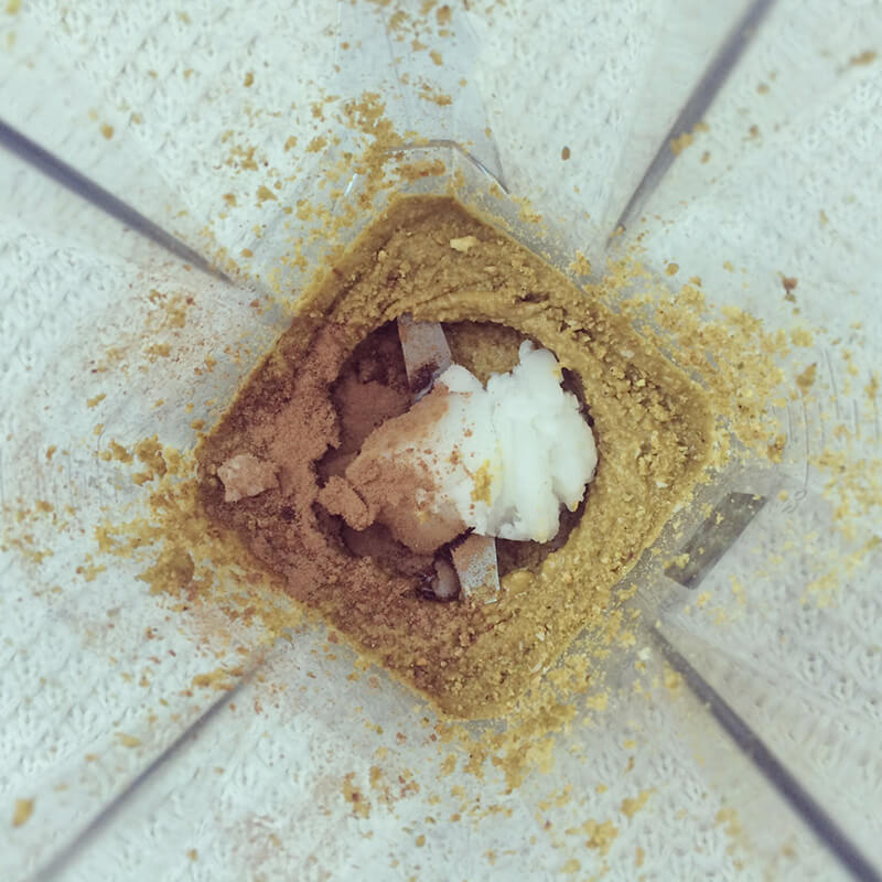 Barres protéinées avoine & beurre de cacahuètes