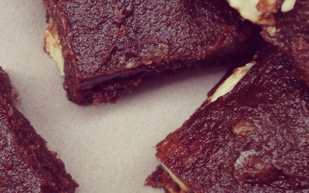 Fudge dattes & cacao aux amandes