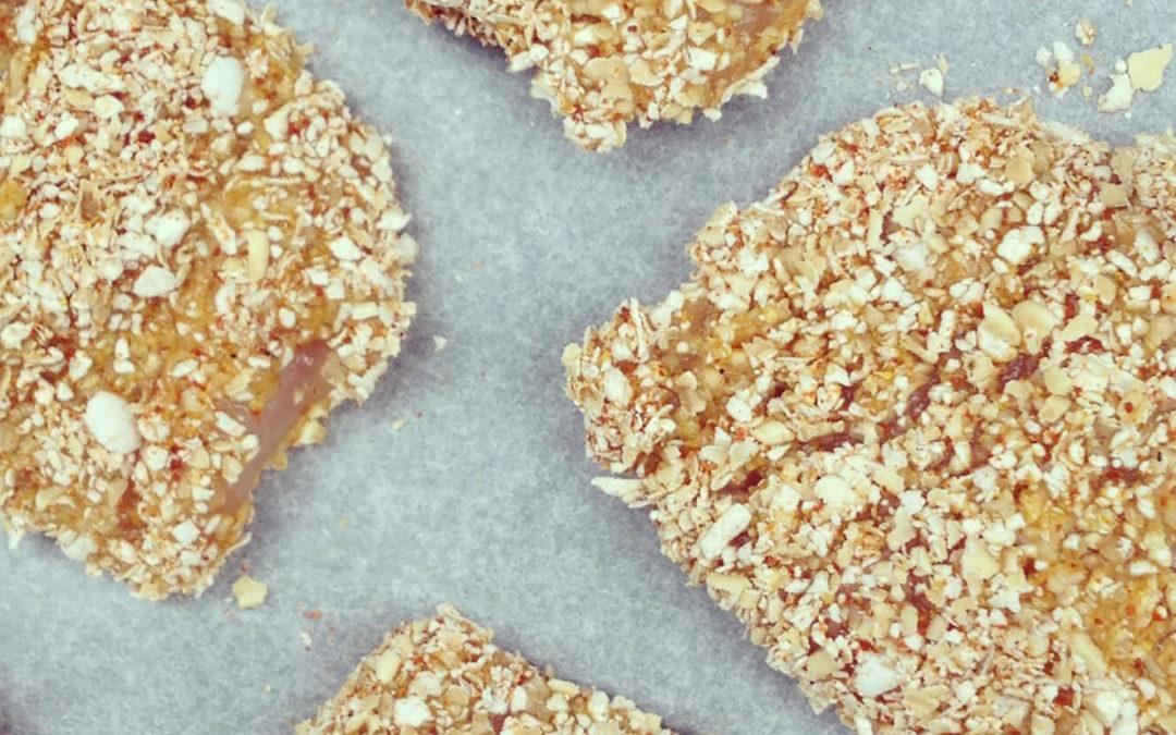 Chicken nuggets au son d'avoine & épices