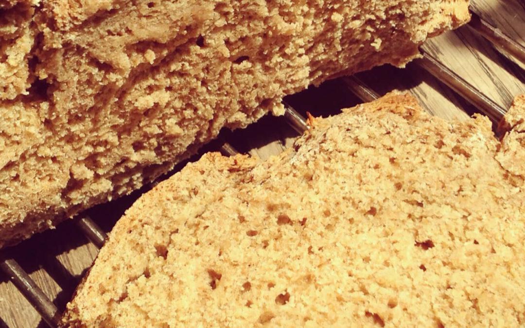 Irish soda bread ou pain sans pétrissage