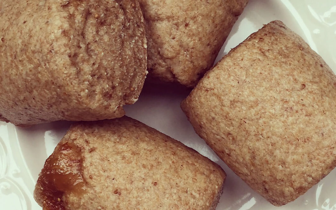 Petits pains vapeur figues & okara